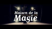 """""""Illusions à  quatre mains"""" - spectacle de la Maison de la magie - 2013"""