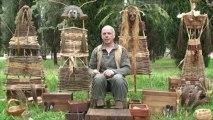 Arts de la Rue - Théâtre Burle - Petites histoires de la forêt