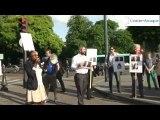 Manifestation de Contre-Attaque pour la démission de Yacine Chaouat - 1er juillet 2013 (extrait)