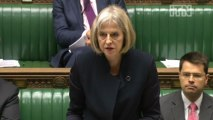 Home Secretary: Stop-and-search arrests 'too low'