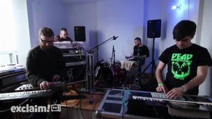 Apparat Organ Quartet - Pentatronik (Live at Exclaim! TV)