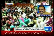Altaf Hussain Address 30 Jun 2013: MQM Workers Will Not Accept Anybody Else As Their Leader Except Altaf Hussain
