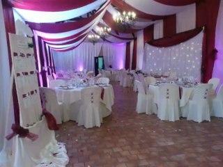 Decoratrice mariage Festidomi -video decoration salle mariage sur daylimotion