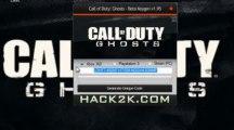 Comment Avoir Camouflage GHOST BO2 GRATUIT - Générateur De Code Camouflage GHOST [PC PS3 Xbox 360] \ Juillet - August 2013 Update