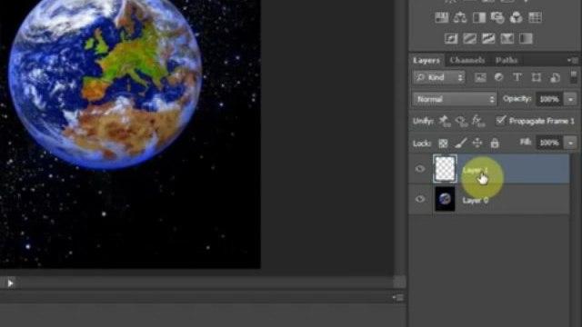 Working With Layers - Adobe Photoshop CS6 (Urdu _ Hindi) Tutorial Part 10 (word-softwares)