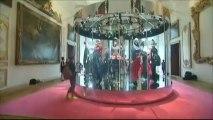 Pour le défilé Chanel, Karl Lagerfeld transforme le Grand Palais en ruine
