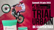 Trial Urbain de Carpentras 2013