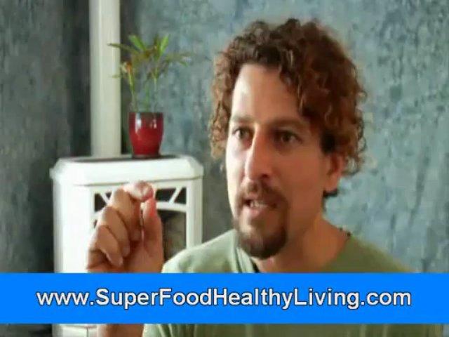 Health Foods, Organic Green Superfood