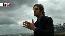 """Bertrand Belin : """"Elles sont très claires, mes chansons"""""""