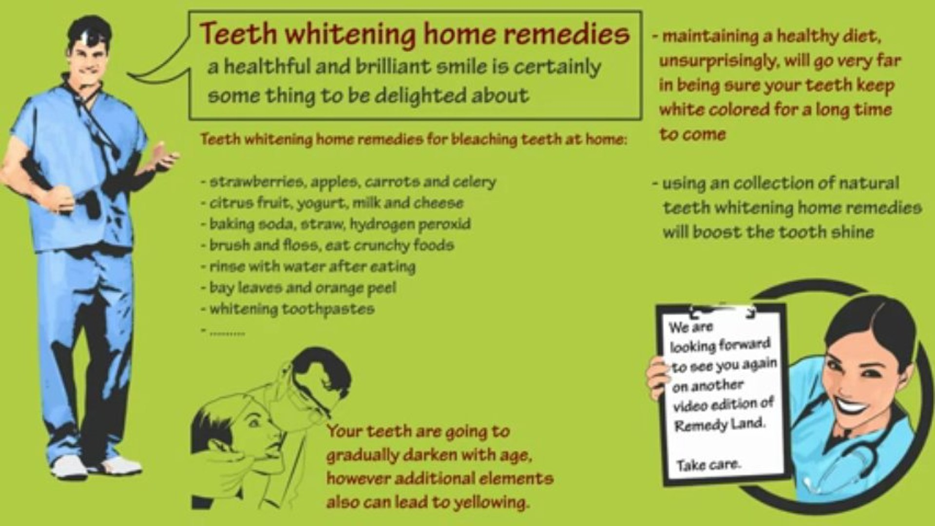 Teeth Whitening Home Remedies Video Dailymotion