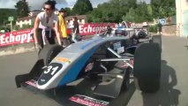 David Guillaumard pilote de F3 en Course de Côte