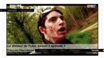 Ecrans.fr, le podcast du futur à Japan Expo - avec François Descraques