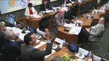 Présentation du rapport d'information sur la gestion des matières et déchets radioactifs à la Commission du développement durable de l'Assemblée nationale