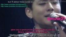 Se7en - Thank u [Sub español] + [Eng Sub + Viet Sub] MV
