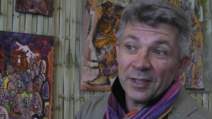 Christophe RONEL au Grand BAZ'ART à Bézu 2013