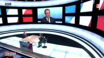 L'intervention de François Hollande en 3 minutes chrono