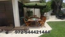 Herzliya Pituach long term & short term rentals, Luxury House in Herzliya