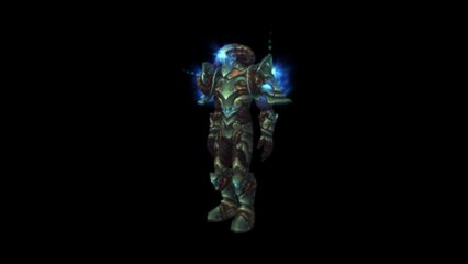 World of Warcraft T16 Death Knight