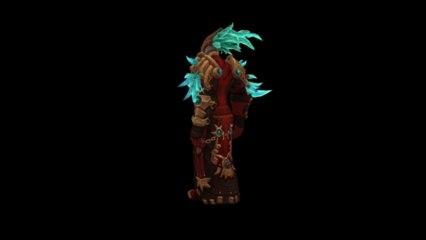 World of Warcraft T16 Druid