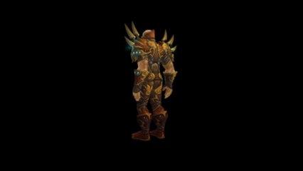 World of Warcraft T16 Rogue