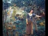 Jules Bastien Lepage, French Painter Studio No. 3 in E Major, Op. 10 CHOPIN