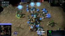 Dayshi vs Duckdeok - Game 2 - WCS Saison 2 - Starcraft 2