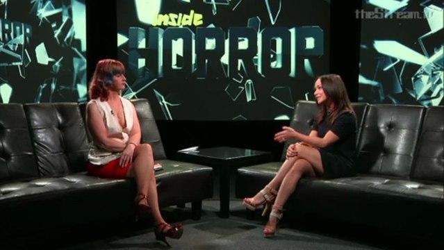 Danielle Harris of HATCHET 3 Spills Her Guts! – Inside Horror