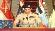 Los militares dan un golpe en Egipto y detienen a Mursi