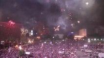 Egypte : scènes de liesse après l'annonce de la destitution de Morsi