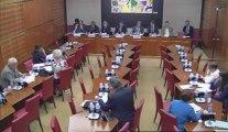Intervention d'Hervé FERON en Commission des Affaires Culturelles et de l'Education sur le rapport relatif à l'application du fair-play financier aux clubs de football professionnel