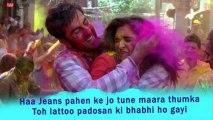 Balam Pichkari Full Song With Lyrics Yeh Jawaani Hai Deewani _ Ranbir Kapoor, Deepika Padukone