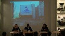 """Table-ronde / """"(Re)Penser Johannesburg"""" avec Sarah Nuttall, Achille Mbembe et Dominique Malaquais / 3.07.2013"""