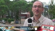[FrenchWeb Tour Nice] Vincent Desnot, co-fondateur de Teach On Mars