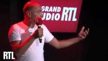 Patrick Bosso dans le Grand Studio Humour RTL présenté par Laurent Boyer