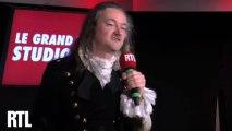 Xavier-Adrien Laurent dans le Grand Studio Humour RTL présenté par Laurent Boyer