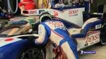 24 Heures du Mans 2013  - L'éveil au Mans par Michelin