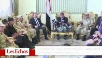 Adly Mansour : un inconnu en intérim à la tête de l'Egypte