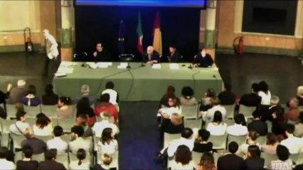 """Cerimonia d'apertura: """"L'importanza della gestione"""", Mario Spada (coordinatore della biennale)"""