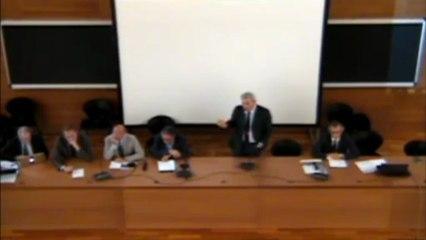 Sessione d'apertura: Intervento di Federico Oliva (Presidente INU)