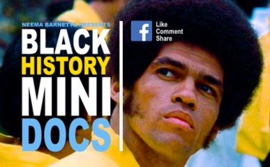 BLACK HISTORY MINI DOCS - Jim Kelly