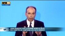 Comptes de campagne de Sarkozy: Copé lance une grande souscription nationale - 04/07