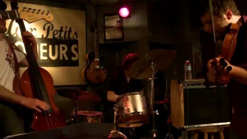 Le Mathias Levy Quartet  - Aux Petits Joueurs - Live