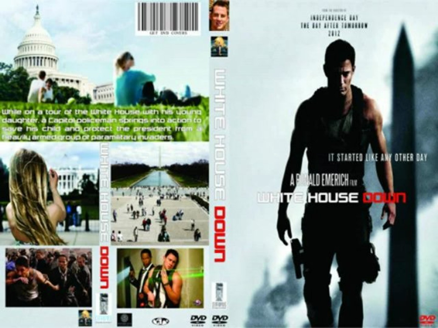 Complete Movie ONLINE White House Down  ++ FREE Movie++ with High Definition 720p [streaming movie b