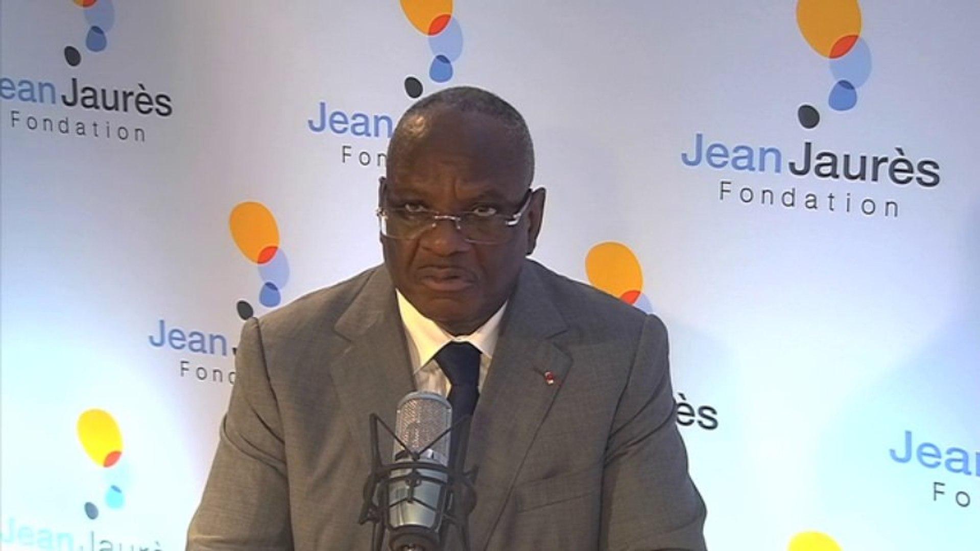 Interview d'Ibrahim Boubacar Keita