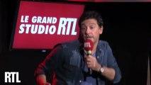 Titoff dans le Grand Studio Humour RTL présenté par Laurent Boyer