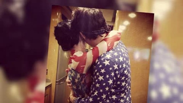 Katy Perry and John Mayer Hug in Cute Fourth of July Snap