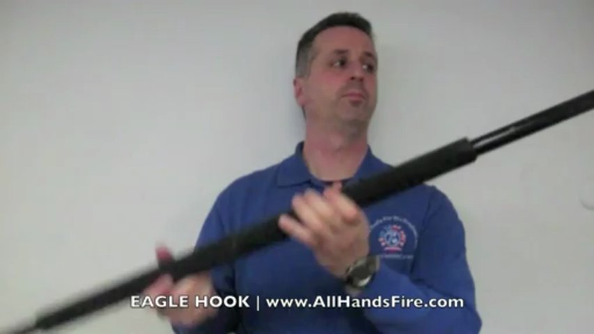 Eagle Fire Hook available at All Hands Fire Equipment Firefighter Hooks