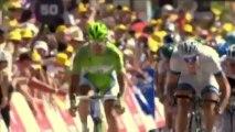 Tour de France : Peter Sagan remporte la 7e étape à Albi