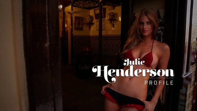 Sports Illustrated Swimsuit 2013, Julie Henderson Profile