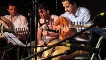 Concert de fin d'année au Centre Culturel d'Egypte le 2 juillet 2013 - video 9 sur 16 - Impro de Hamidou